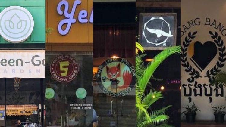 Siem Reap Cafés