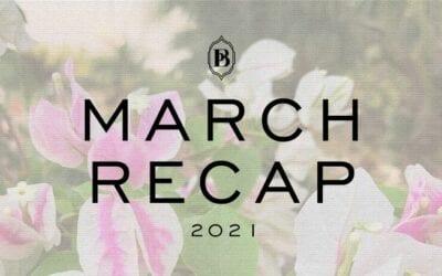Black Pepper Resort, March Recap